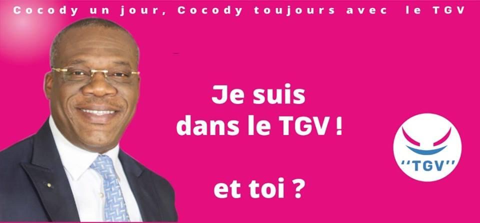 Affiche d'élection municipale Cote d'ivoire